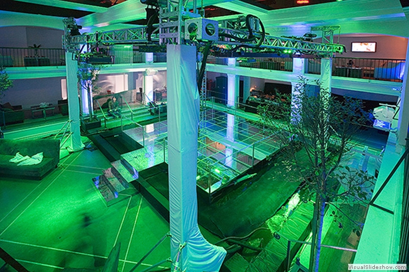 Mirror Dance Floor Rental 2