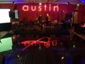 High Gloss Black Dance Floor Rental