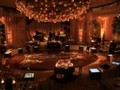 Oval High Gloss Chocolate Dance Floor Rental